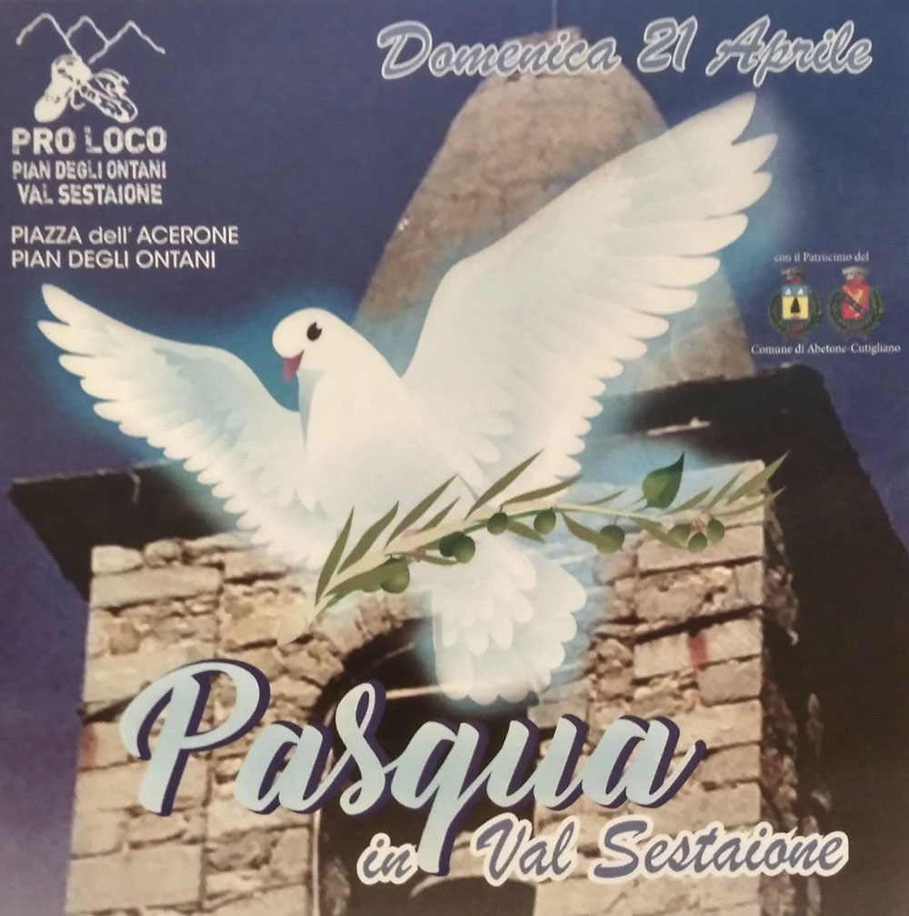 Pasqua in Val Sestaione