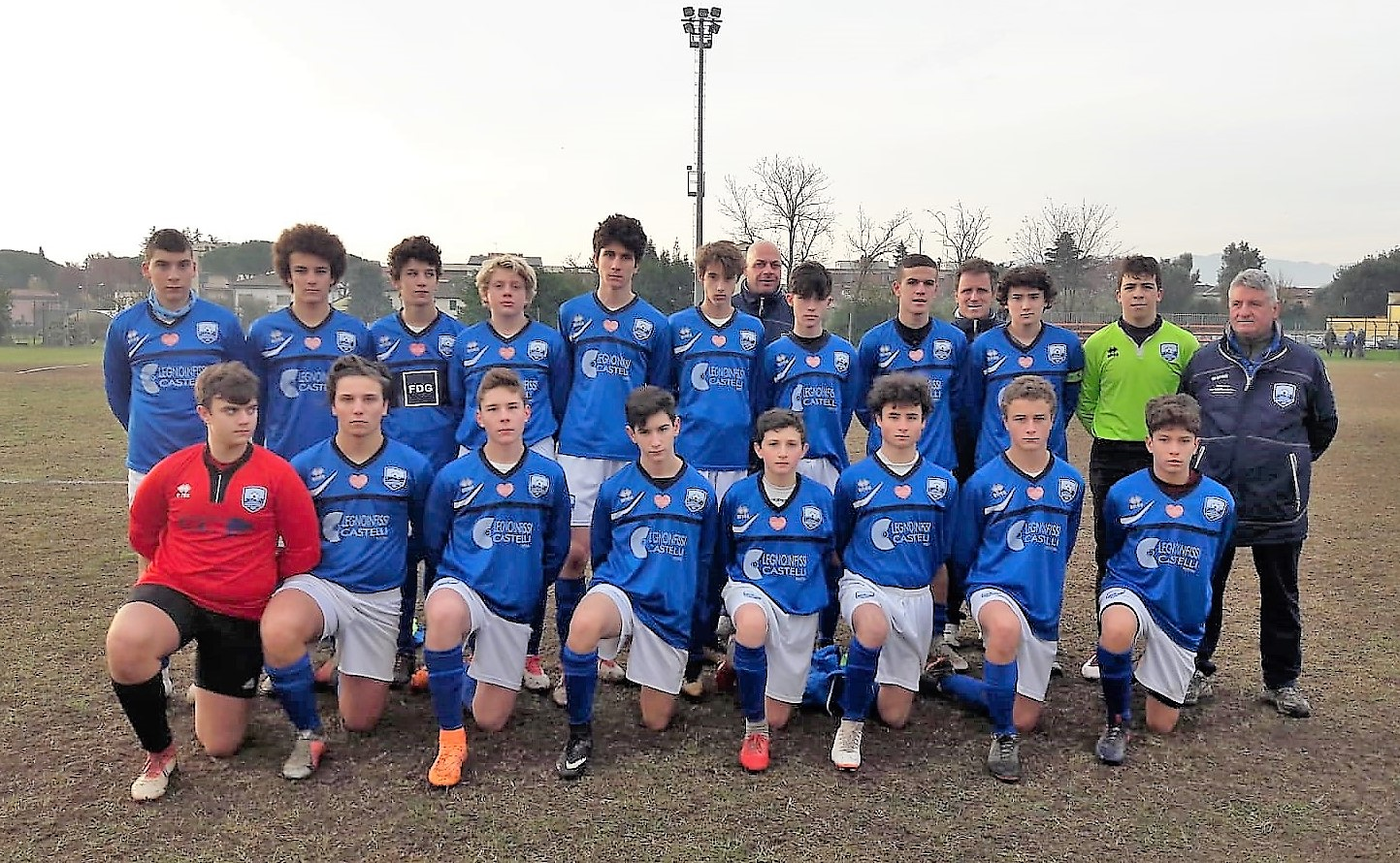 Campionato Provinciale Allievi Under 16