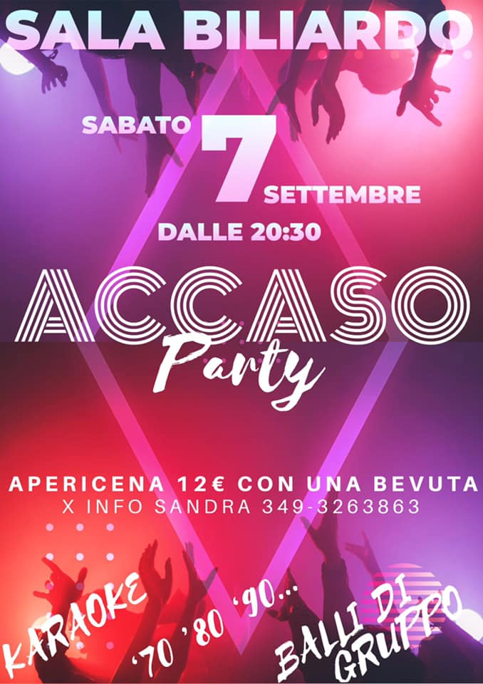 Party ACCASO