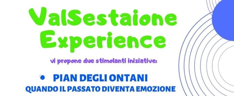 Valsestaione Experience – Dal sapone alle vite