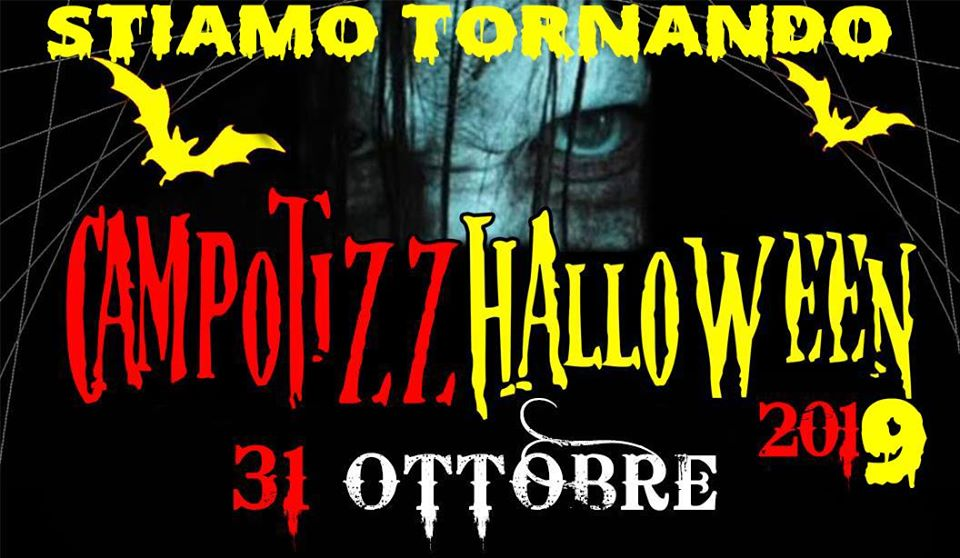 CampoTizzHalloween 2019