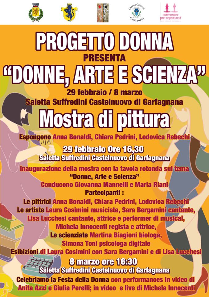Donne, arte e scienza