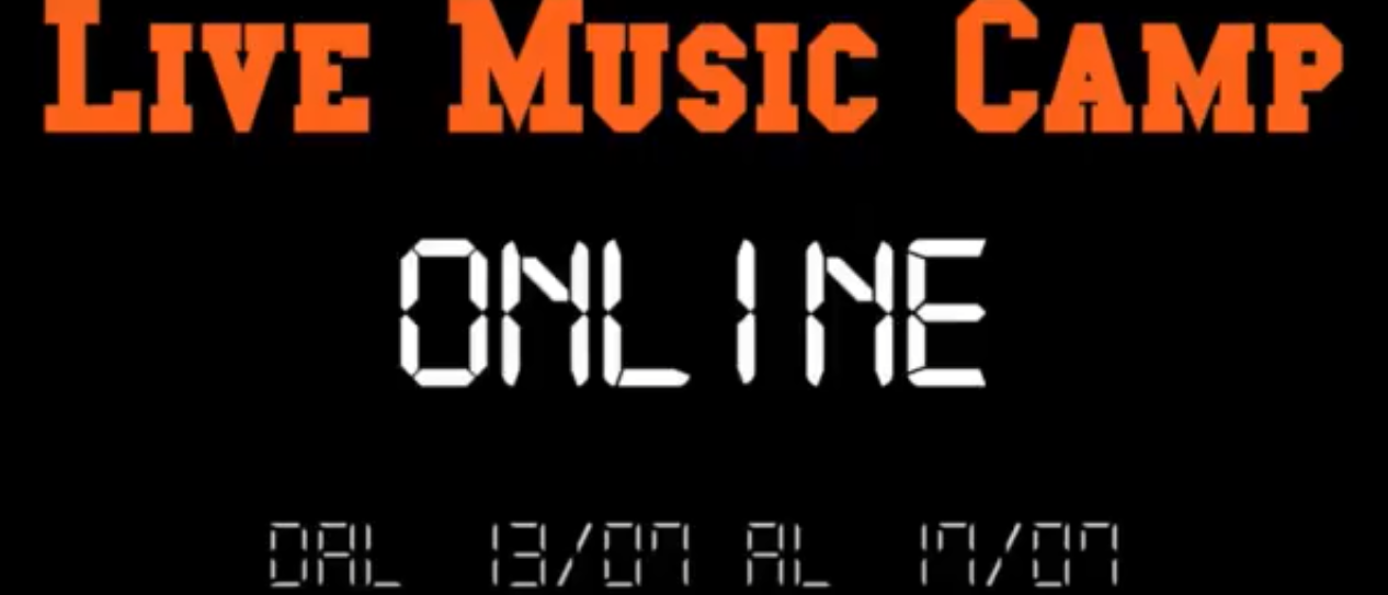 Live Music Camp Online