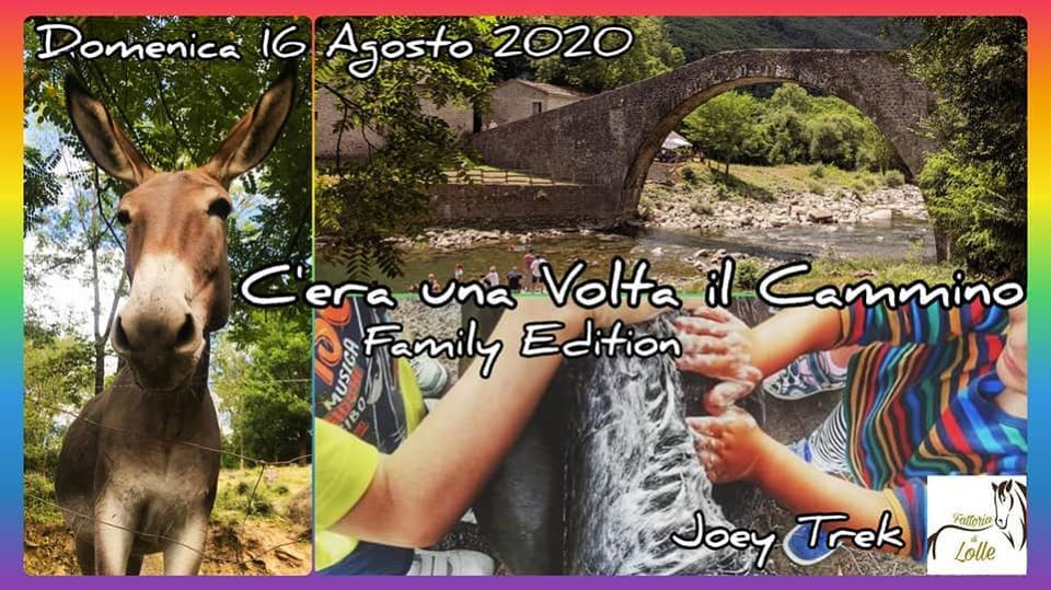 C'era Una Volta Il Cammino – Family Edition