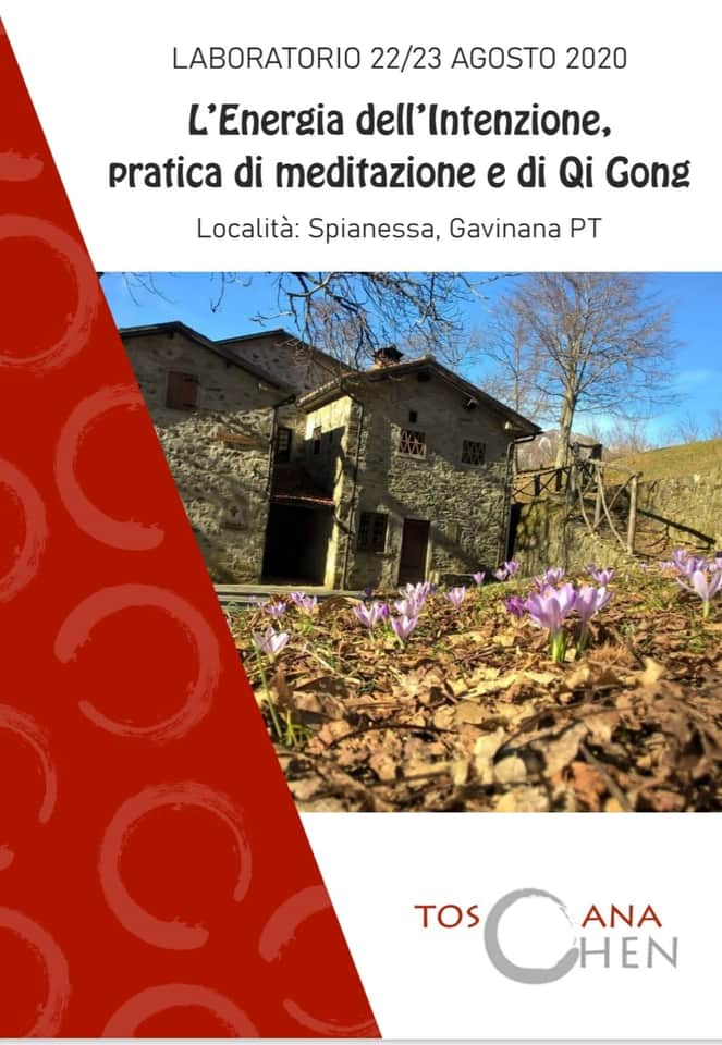 Qi Gong Energia dell'Intenzione