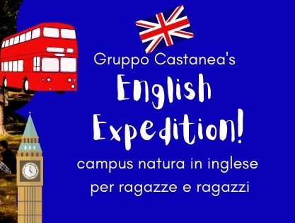 English Expedition!