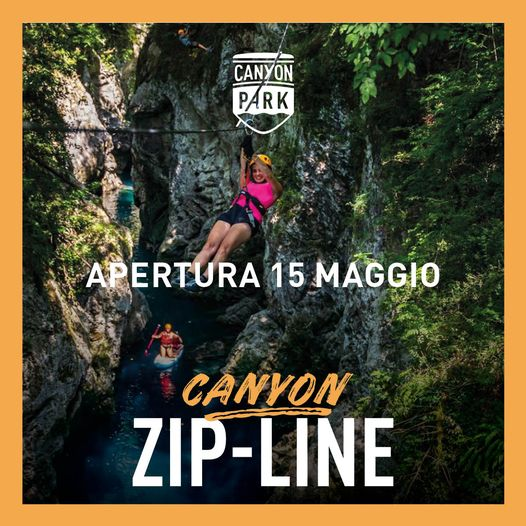 Canyon Zip-Line